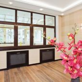 Porte finestre scorrevole pvc finestre dehor pvc for Stock finestre pvc